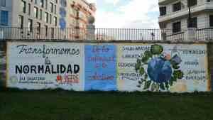 """Entrevista en Radio Evolución Burgos a raíz de la jornada """"Transformemos la normalidad"""" organizada el 28j por JaiJagat."""