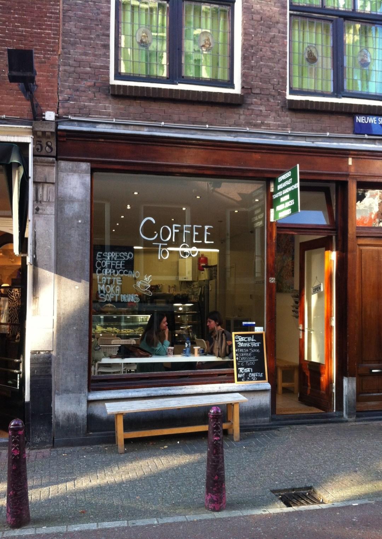 Coffee Amsterdam