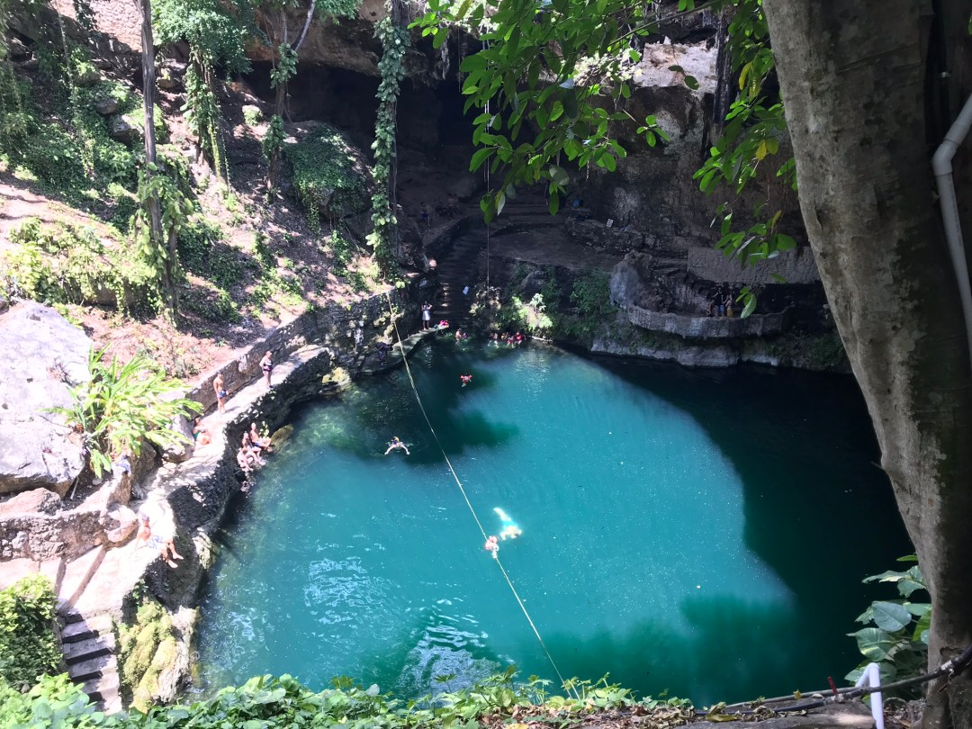 cenote-valladolid