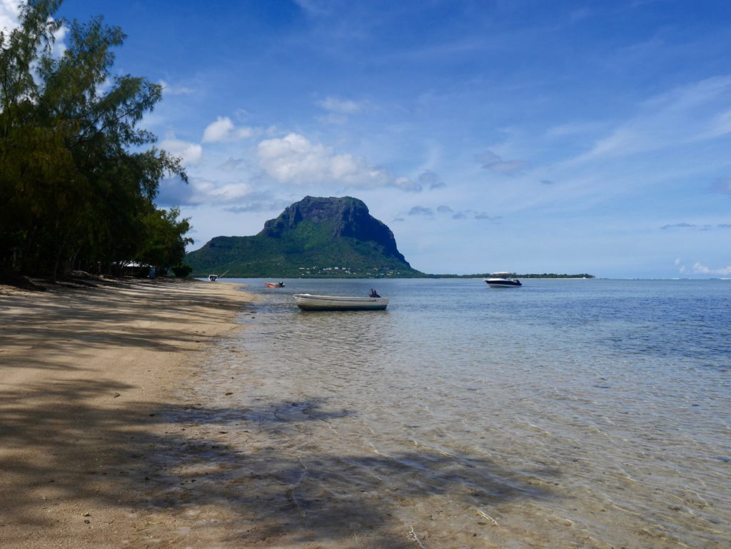île-bénitiers-île-maurice