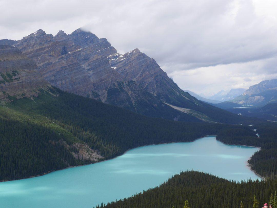 Lac-Peyto-banff