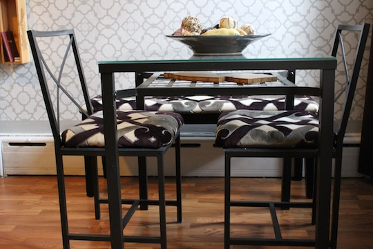 3 piece dining table set ikea. about apartment on pinterest 3 ...