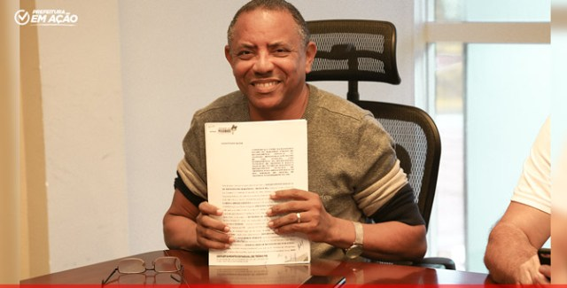 Prefeito de São Bento, Luizinho Barros, lidera lista de 'fichas ...