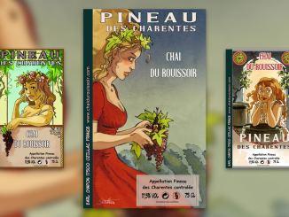 Les demoiselles du Chai du Rouissoir (Hugues Chapon)
