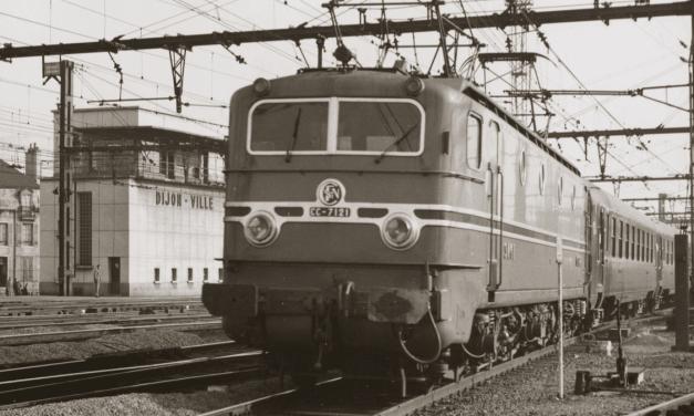 Record du monde de vitesse pour un train entre Dijon et Beaune