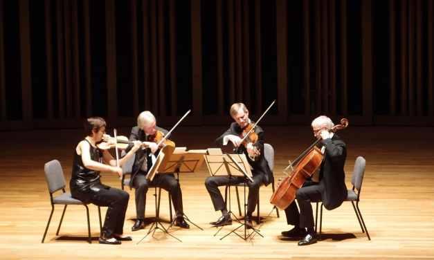 Quatuor Manfred : Folklores imaginaires #6 avec Anne Queffélec