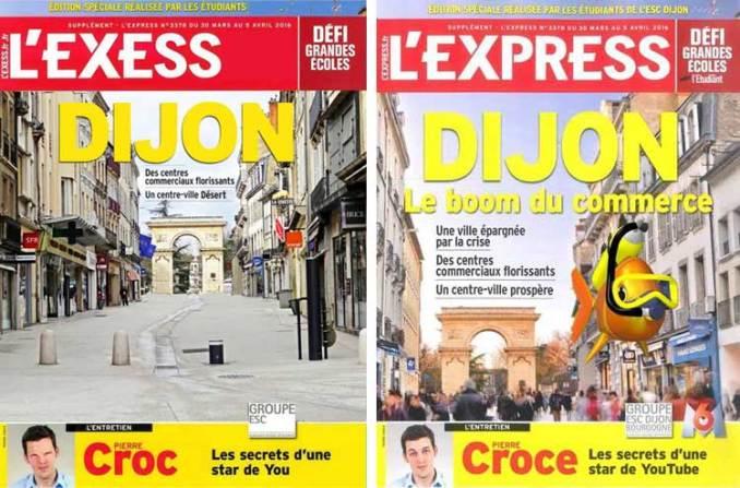 Dijon, le boom du commerce