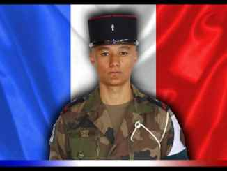 soldat de 1re classe Mickael Poo Sing