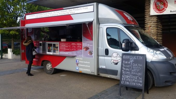 O'Resto FoodTruck Dijon Bourgogne Franche-Comté
