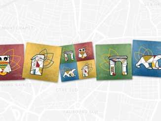 Où acheter les cartes postales de Dijon ?