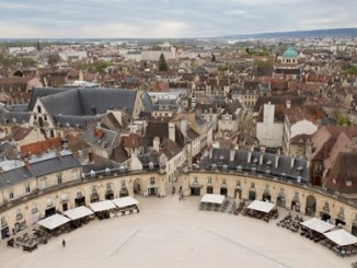 Dijon : place de la Libération