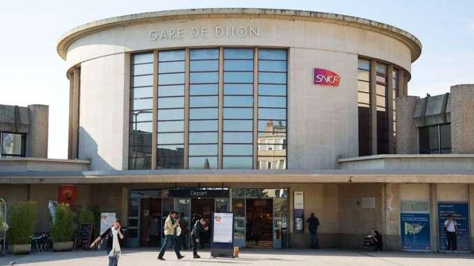 Gare de Dijon