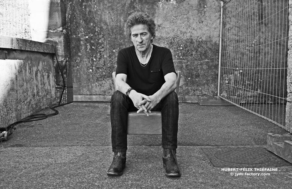 Hubert-Félix Thiéfaine : 40 ans de scène, un concert et deux conférences à Dijon