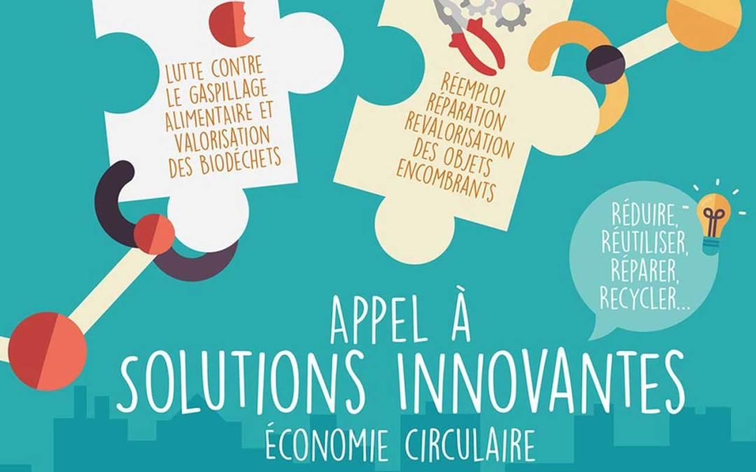 Appel à solutions innovantes pour l'économie circulaire à Dijon