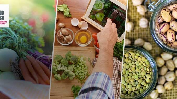 """Consultation participative """"que mangerons-nous demain ?"""" © FoodTech Bourgogne-Franche-Comté"""
