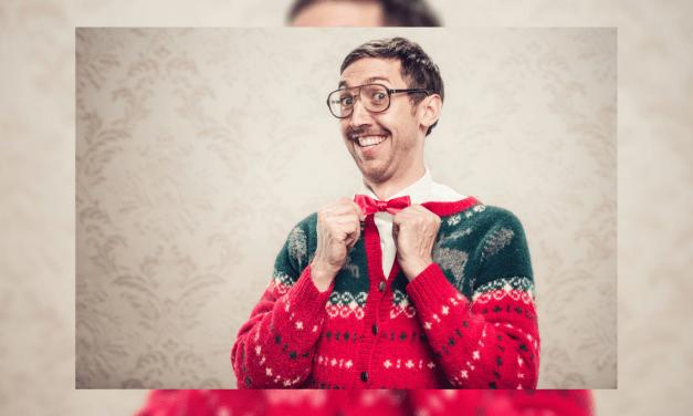Aujourd'hui, vendredi 18 décembre 2020 : « Journée internationale du pull de Noël »