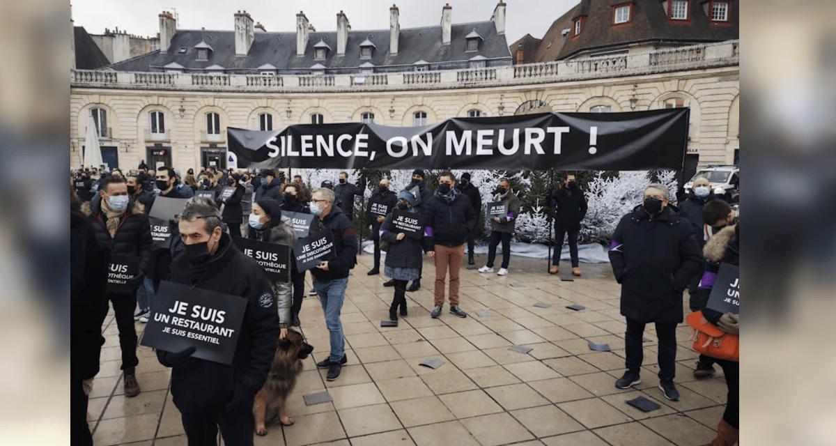 « Silence, on meurt » : restaurants, bars, hôtels… ils veulent rouvrir
