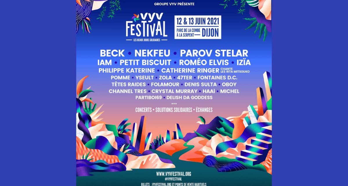 Bonne nouvelle ! Le VYY Festival aura bien lieu !