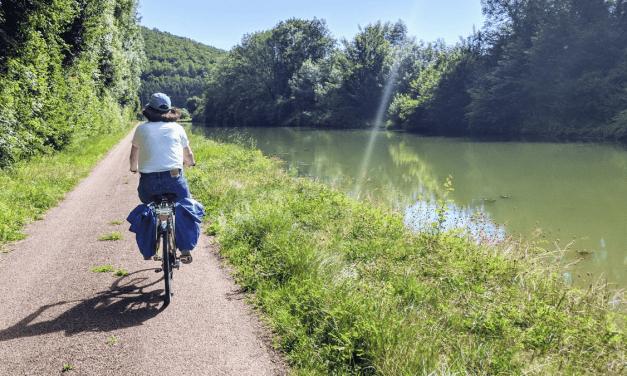 La Voie verte du Canal de Bourgogne obtient le label « Vélo et Fromages »