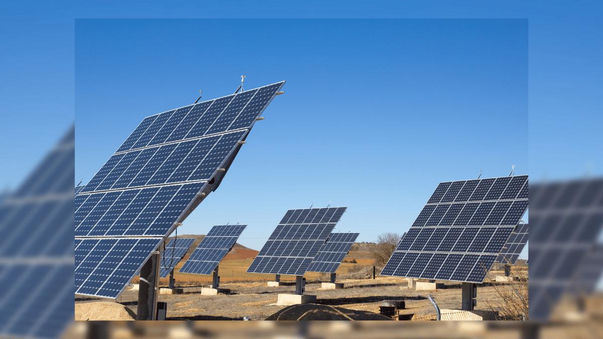 Central photovoltaïque
