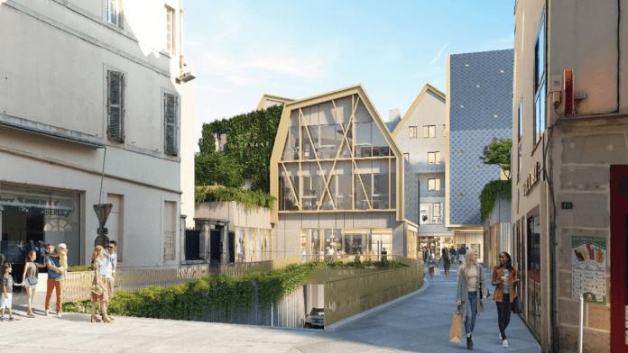 Centre Dauphine : détails sur la rénovation et l'extension