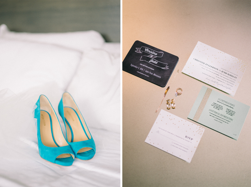 Minneapolis wedding photographer the details