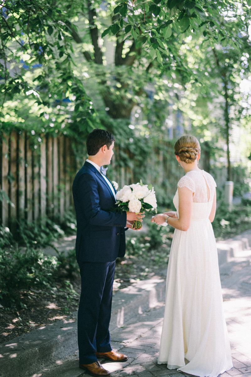 first look American Swedish Institute wedding Minneapolis