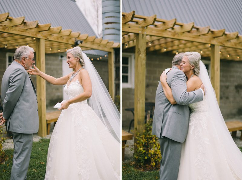 Minnesota Rustic Wedding at Coops Farm
