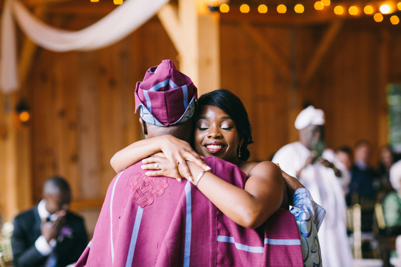 Maine Elegant Barn Wedding