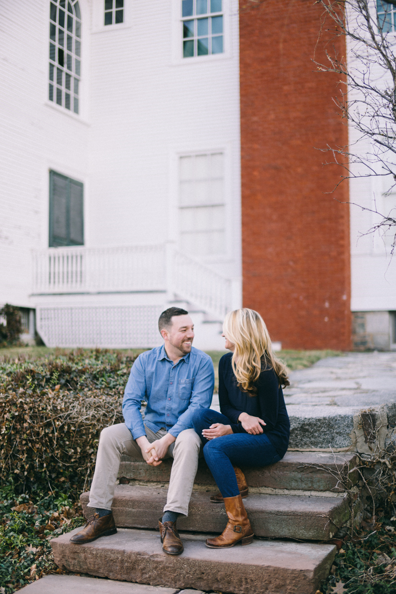 Portsmouth Engagement Photos