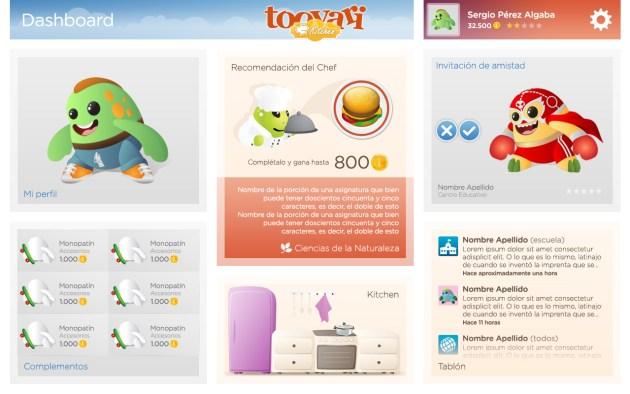 toovari herramienta gamificacion en el aula