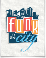 Funk in the City logo