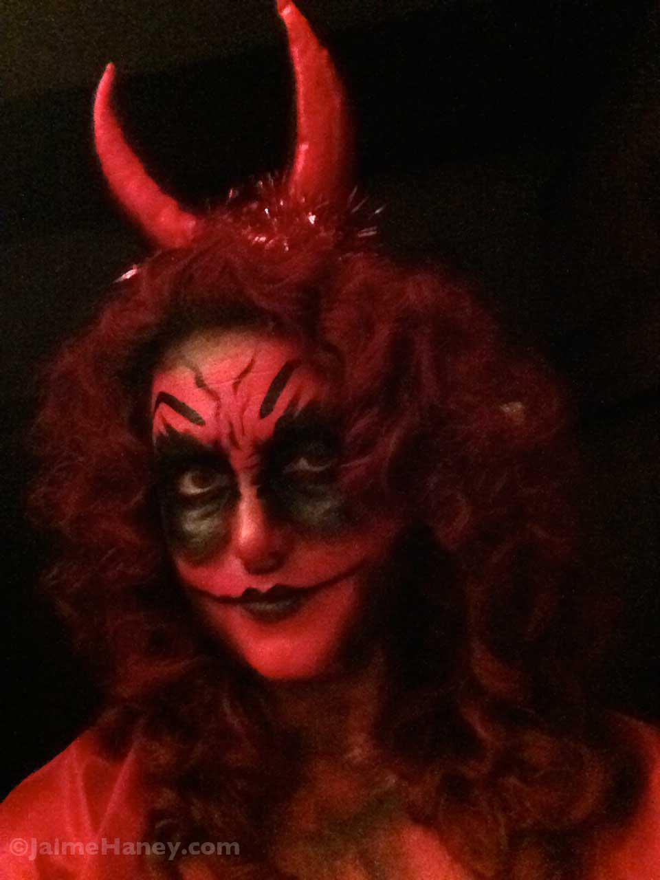 She Devil My 2014 Halloween Costume Creation Amp Tutorial