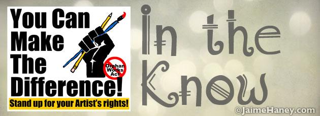 Important: Copyright Reform – ARTIST'S BE HEARD!