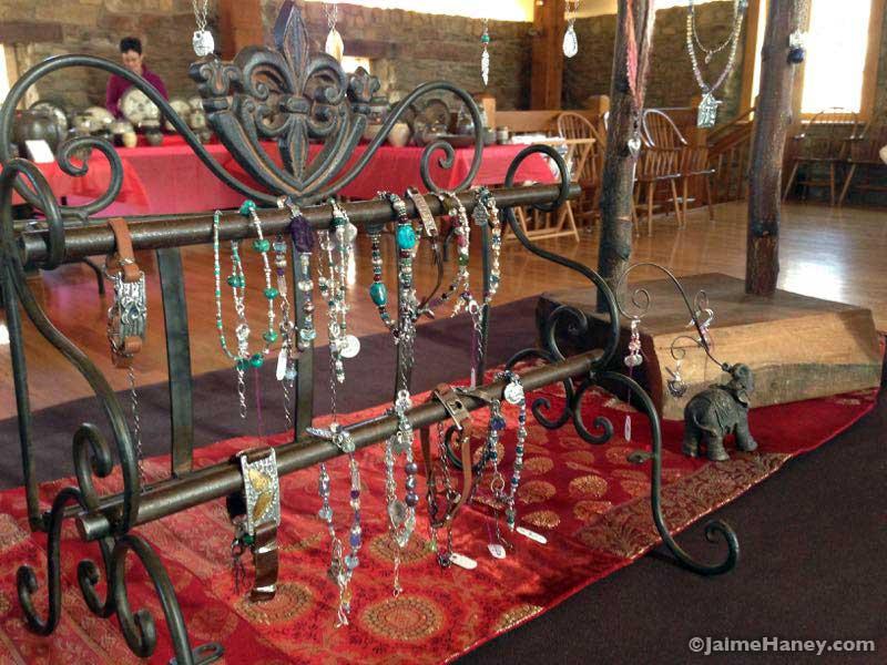 Dharma Cowgirl bracelet display