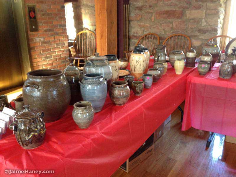 Pottery by Treadway Clay
