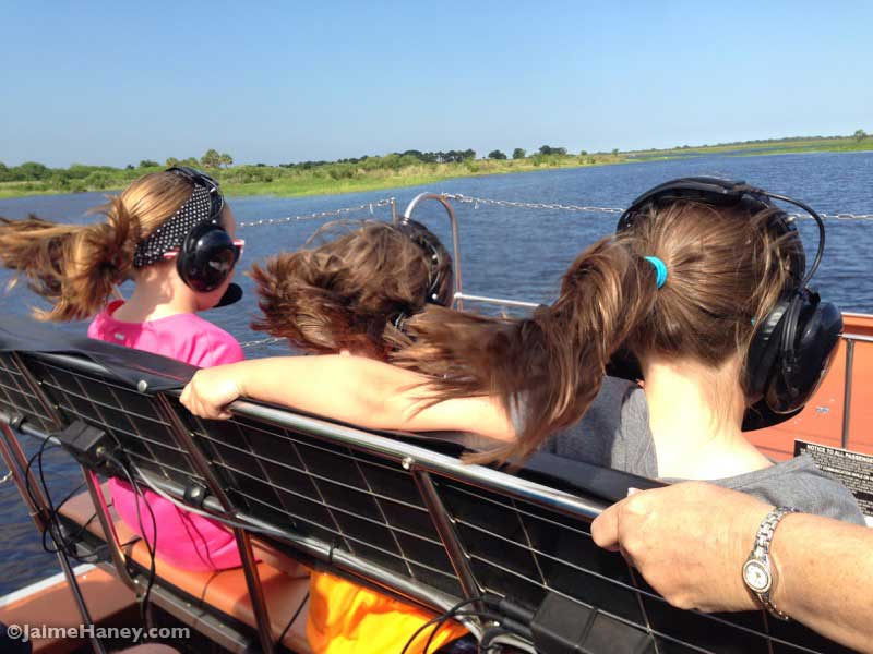 need for speed on the airboat
