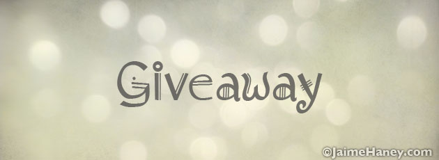 If procrastination is your thing, I've got a giveaway for you!