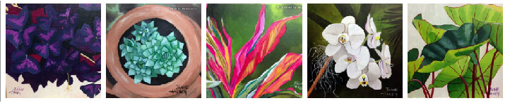 plant paintings for sale online