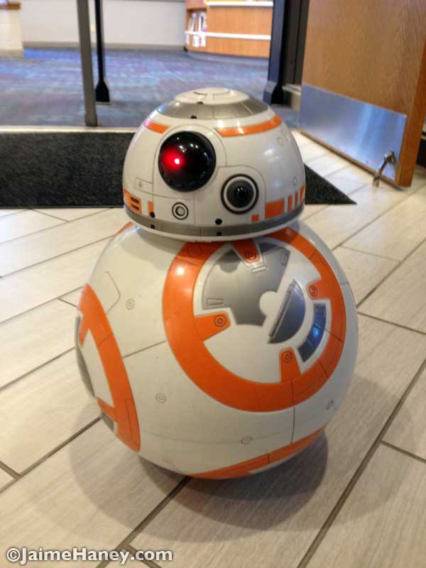Sphero BB8 robot