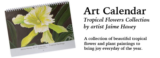 It's Art Calendar Time Again!