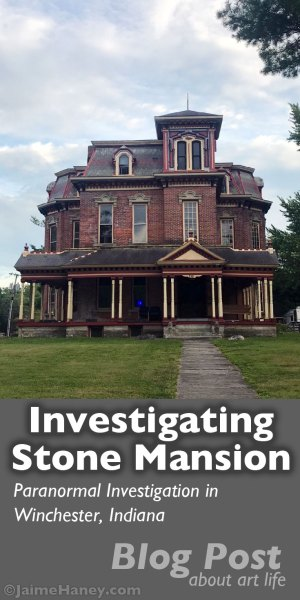 Investigating Stone Mansion