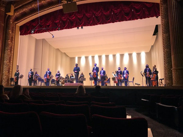 Evansville Philharmonic Orchestra at Victory Theatre