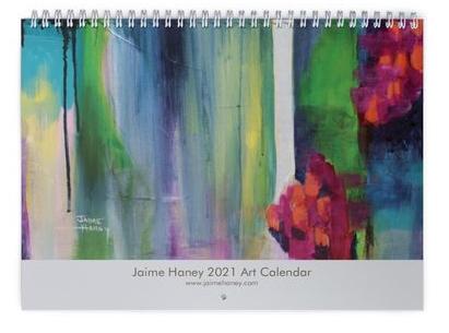 2021 Art Calendar