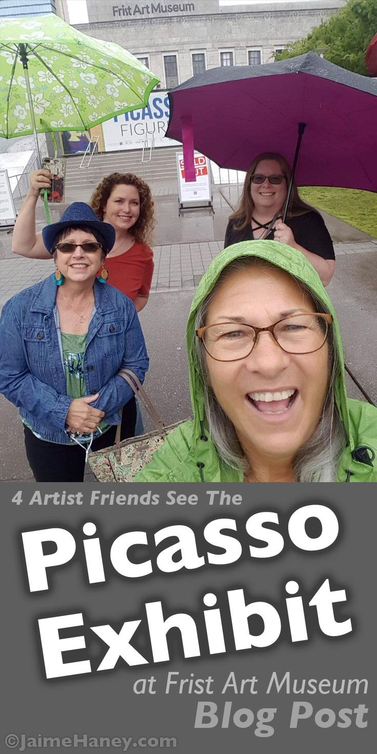 Picasso Figures Exhibit at Frist Art Museum