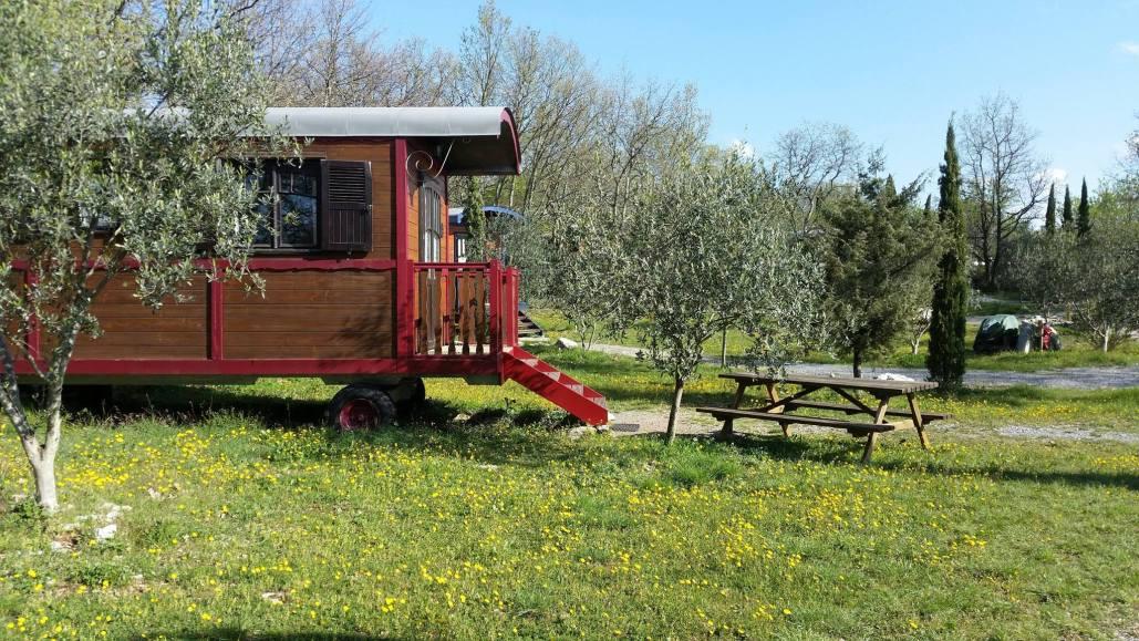 Hébergements atypiques Ardèche