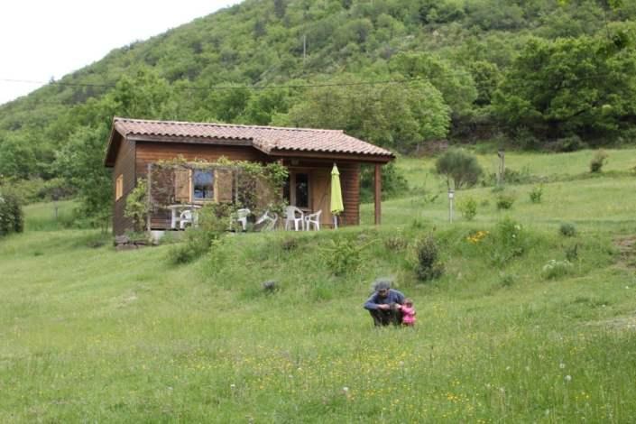 location de gîtes avec piscine en Ardèche méridionale