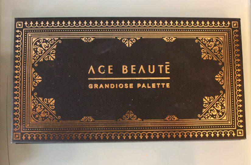 Ace Beaute Grandiose Eye Palette