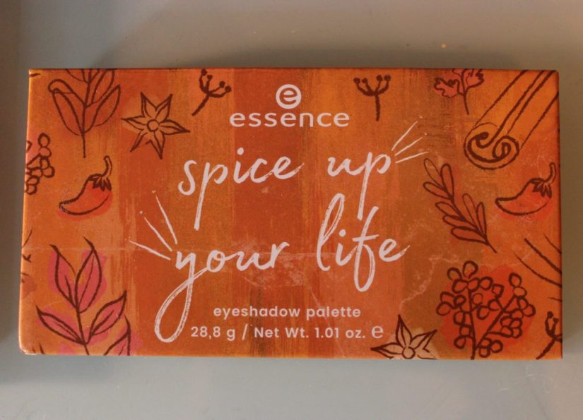 Essence Spice Up Your Life Eye Palette