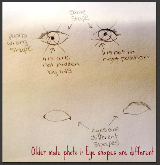 older male eye drawing 1